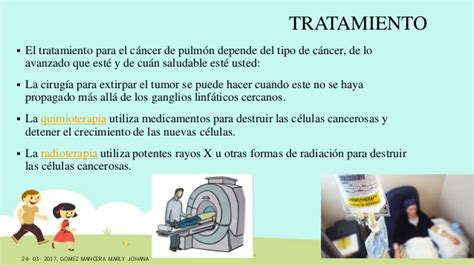 Enfermeria  Cancer De Pulmon
