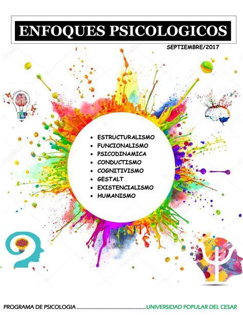 Enfoques psicologicos pdf by Maria Fernanda Caro Rincon ...