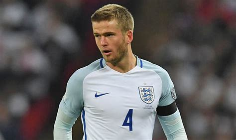 England midfielder Eric Dier: Why the Spain friendly is ...