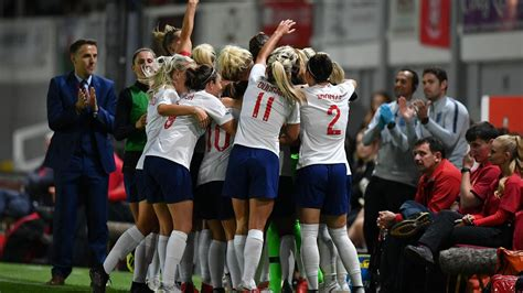 England qualify for 2019 World Cup with win over Wales ...