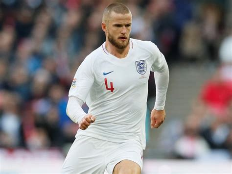 England's Eric Dier ready to return 'home' for Nations ...