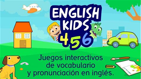 English 456 aprender inglés para niños APLICACIÓN INFANTIL ...