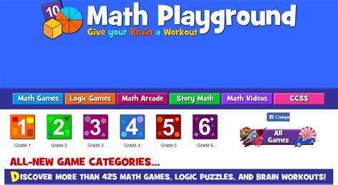 English Elda: Math Playground