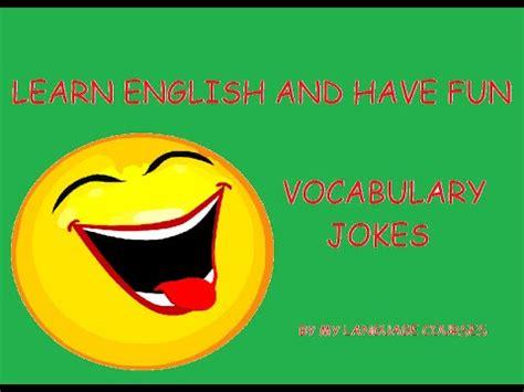 English jokes! Learn English and have fun!   YouTube