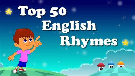 English Nursery Rhymes Collection   KidsPressMagazine.com