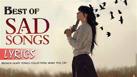 English Sad Love Songs With Lyrics   Top 100 Romantic Old ...