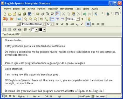 English Spanish Interpreter   Descargar