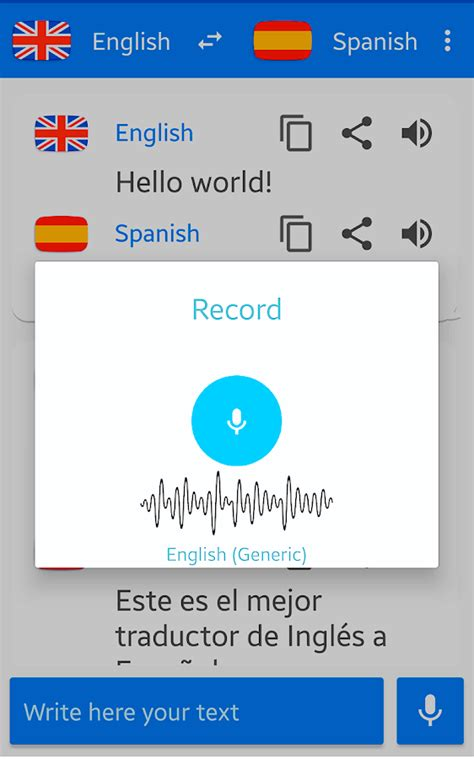 English   Spanish. Translator   Android Apps on Google Play