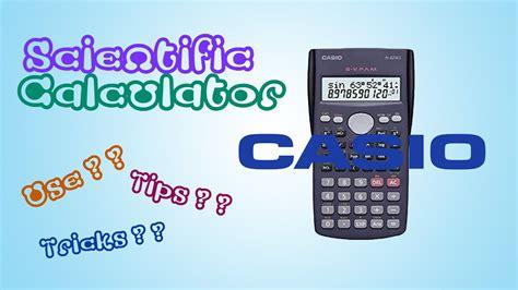 [English   हिन्दी]   Scientific Calculator   Basics  MUST ...