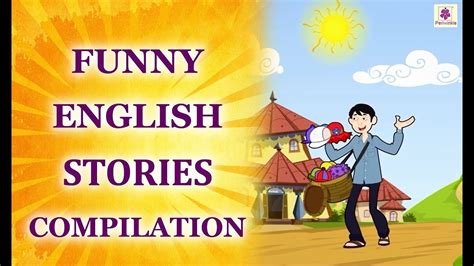 English Stories For Kids | Funny English Stories ...