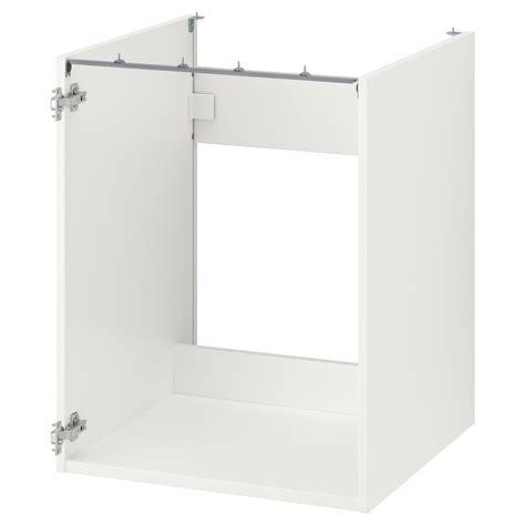ENHET Arm bj fregadero   blanco   IKEA