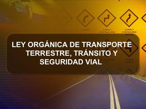 Enlace Ciudadano Nro 218 tema: reformas ley transito