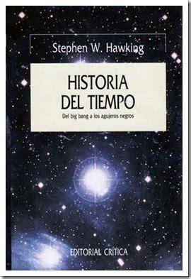 Enroque de ciencia: Libro Recomendado 38: Historia del tiempo