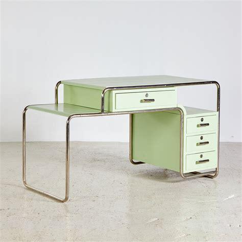 Ensemble de Meubles Style Bauhaus Vert de Ideal Tubular ...