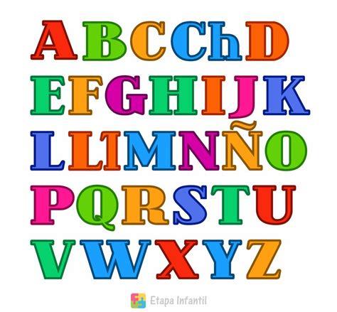 Enseñar de forma divertida el abecedario a un niño   Etapa ...