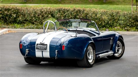 Enter To Win This Shelby Cobra 427 Used In  Ford V Ferrari ...