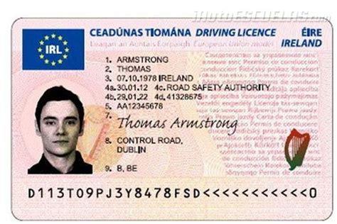 Entra en vigor el nuevo carnet de conducir europeo ...