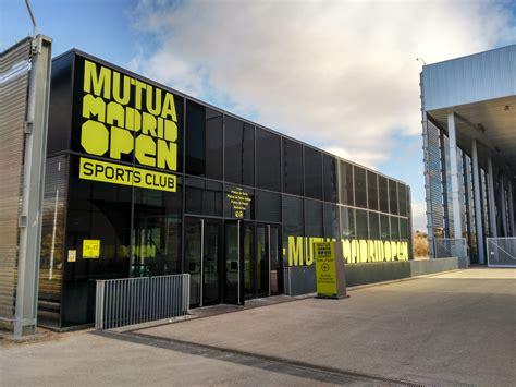 Entrada   Mutua Madrid Open