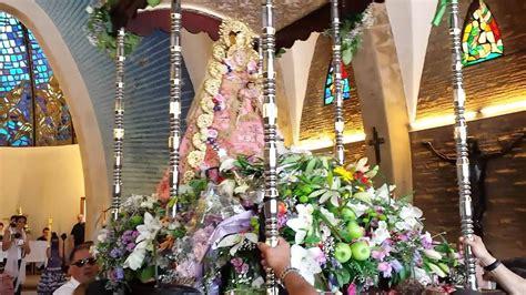 Entrada Virgen del Rocio en el Santuario del Loreto   YouTube
