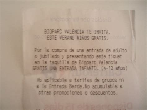 Entradas al Bioparc Gratis. | Ahorradoras.com