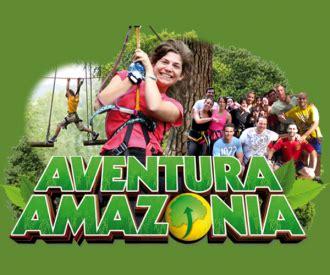 Entradas Aventura Amazonia. Taquilla.com