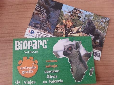 Entradas gratis para Bioparc con Carrefour   Ahorradoras.com