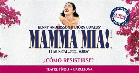 Entradas Mamma Mía!   El musical 2020 | Taquilla.com