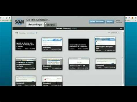 Entrar a CPANEL de Wordpress   Cómo Hacer una Página Web ...