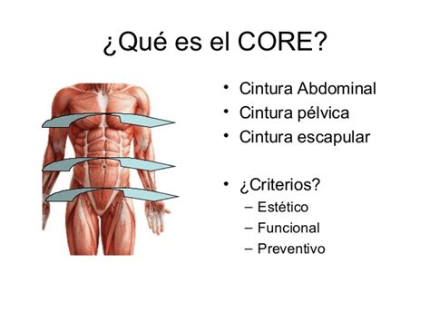 Entrenamiento abdominal CORE y Fitness Group