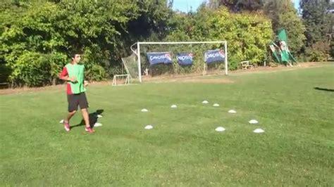 Entrenamiento Futbol Juvenil   Circuito Físico Técnico ...