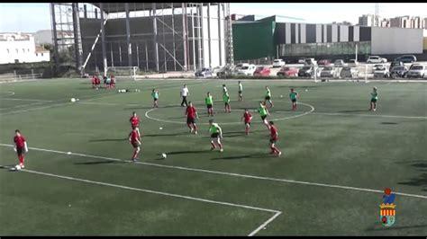 Entrenamientos fútbol 11   YouTube