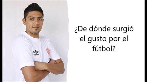 Entrevista a Alejandro Gallardo.   YouTube