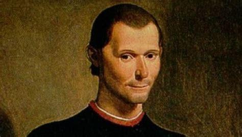 Entrevista a Nicolás Maquiavelo:  Me dan ganas de coger ...