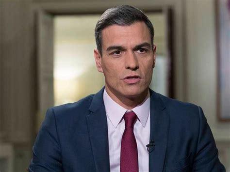 Entrevista a Pedro Sánchez en TVE: Sánchez y Torra se ...