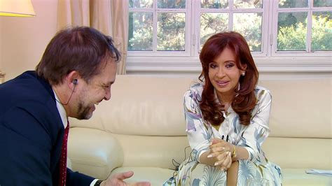Entrevista de Cristina Kirchner con The New Yorker 11 de ...