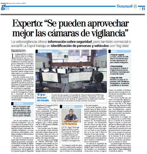 """Entrevista de Diario Expreso al CIDIS: """"Se pueden ..."""