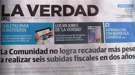 ENTREVISTA EN LA VERDAD DE MURCIA : Blog literario y ...