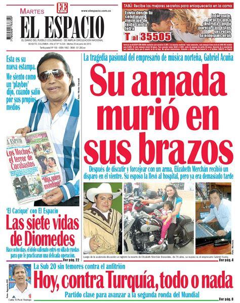 Entrevista Exclusiva de El Espacio con Diomedes Díaz  ¡Hay ...