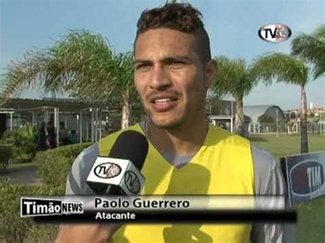Entrevista Exclusiva   Paolo Guerrero   YouTube
