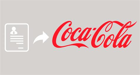 Enviar la Hoja de Vida a Coca Cola   Pasos   Encontrar Empleo