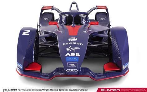 Envision Virgin Racing & Genpact Team to Enhance Race ...