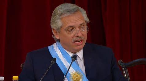 #EnVivo: Alberto Fernández asumió como presidente de Argentina