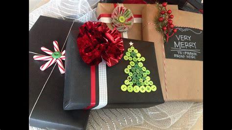 Envolturas Originales para tus Regalos/ DIY Gift Wrapping ...