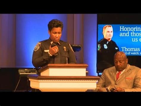 EOW: Final radio call for SPD Officer Thomas LaValley ...