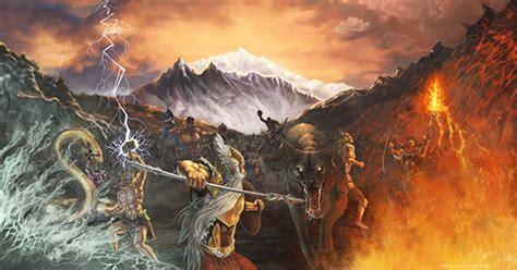 Epic Battle Equals Doom or Twilight for Norse Gods ...
