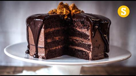 Epic Chocolate Cake Recipe   YouTube