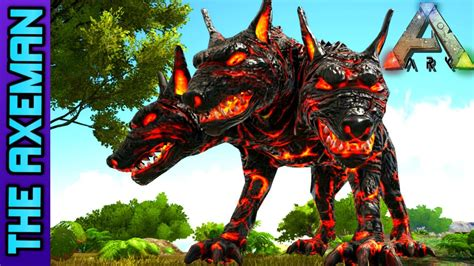 EPIC MYTHICAL CREATURES MOD | ARK SURVIVAL EVOLVED   YouTube