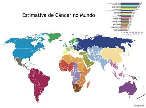 Epidemiologia do Câncer no Brasil e no mundo | Dra ...