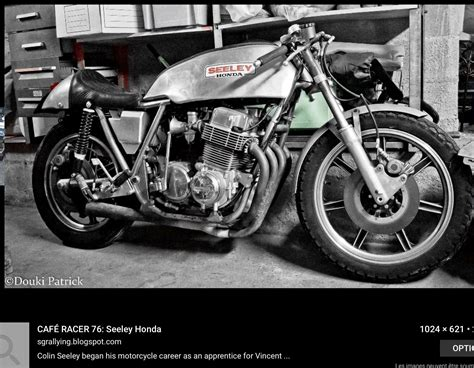 Épinglé par Mariano Garrido sur Motos | Inazuma cafe racer ...