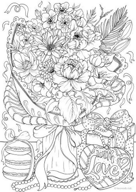 Épinglé sur Dessin floral